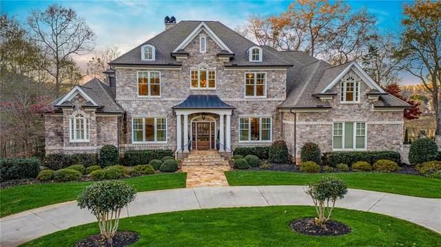 138 Reserve Drive, Piedmont, SC 29673 (MLS #20234656) :: Les Walden Real Estate