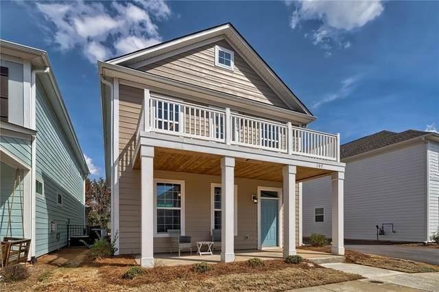 107 Fuller Estate Drive, Clemson, SC 29631 (MLS #20234693) :: Les Walden Real Estate