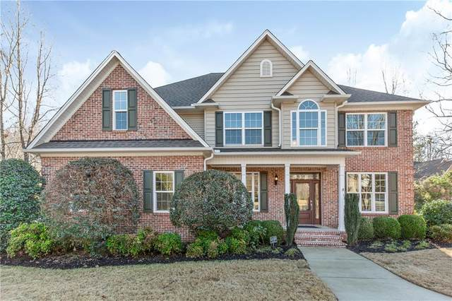 114 Red Maple Way, Clemson, SC 29631 (MLS #20234721) :: Tri-County Properties at KW Lake Region