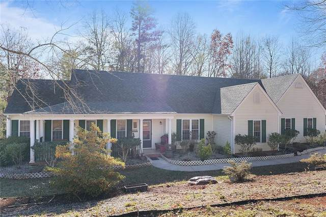 148 Jefferson Road, West Union, SC 29696 (MLS #20234731) :: Les Walden Real Estate