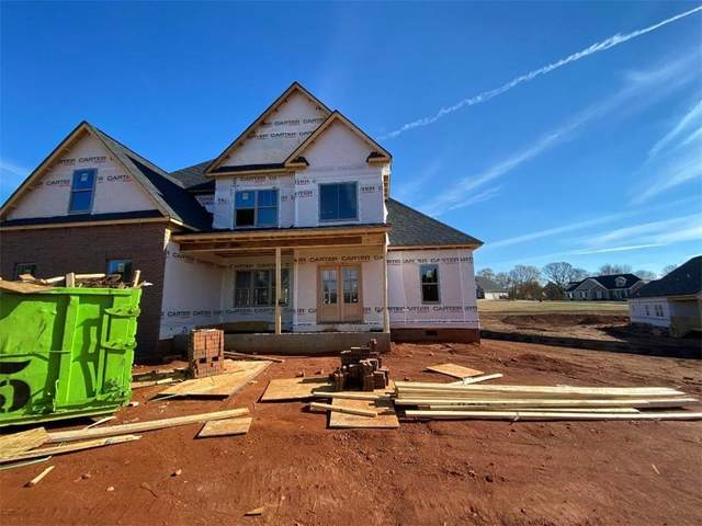 7 Stetson Drive, Anderson, SC 29621 (MLS #20234761) :: Tri-County Properties at KW Lake Region