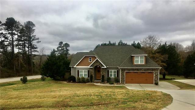 101 Pucket Mill Drive, Central, SC 29630 (MLS #20234822) :: Les Walden Real Estate