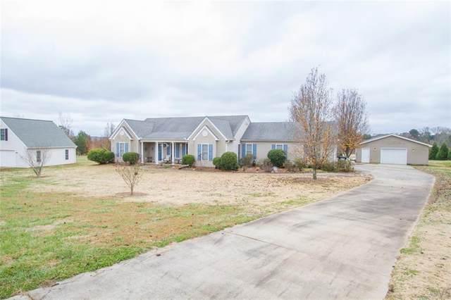 103 Coral Street, Williamston, SC 29697 (MLS #20234834) :: Tri-County Properties at KW Lake Region