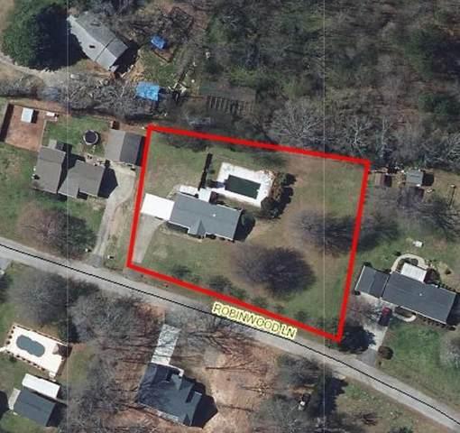 103 Robinwood Lane, Pelzer, SC 29669 (MLS #20234876) :: Tri-County Properties at KW Lake Region