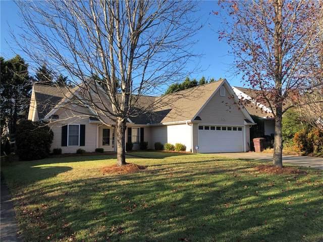 202 Grand Oak Circle, Pendleton, SC 29670 (MLS #20234881) :: Tri-County Properties at KW Lake Region