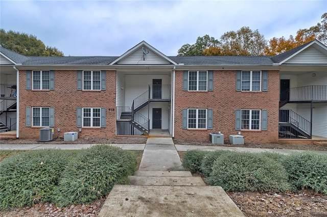 818 College Avenue, Clemson, SC 29631 (MLS #20234926) :: Tri-County Properties at KW Lake Region