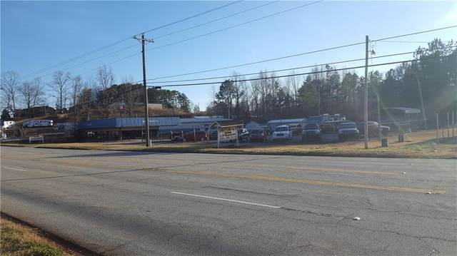 1785 Blue Ridge Boulevard, Seneca, SC 29672 (MLS #20234971) :: Lake Life Realty