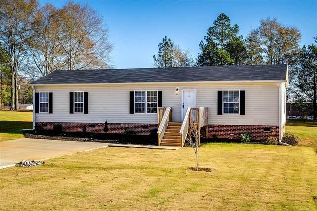106 Twin Oaks Court, Iva, SC 29655 (MLS #20234989) :: Les Walden Real Estate