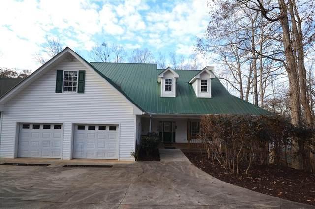 524 Lakeshore Drive, Lavonia, GA 30553 (MLS #20234990) :: Tri-County Properties at KW Lake Region