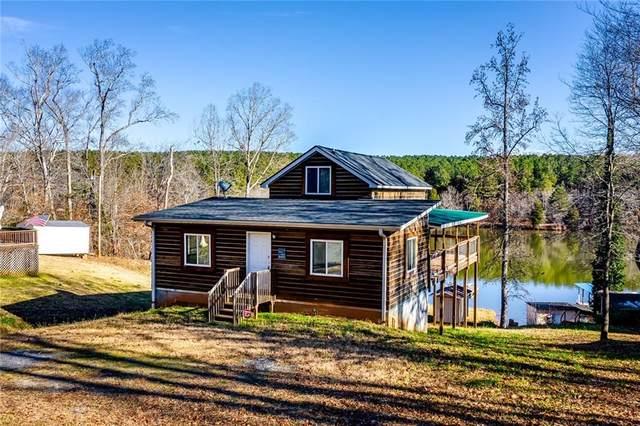 108 Holt Drive, Iva, SC 29655 (MLS #20234994) :: Les Walden Real Estate