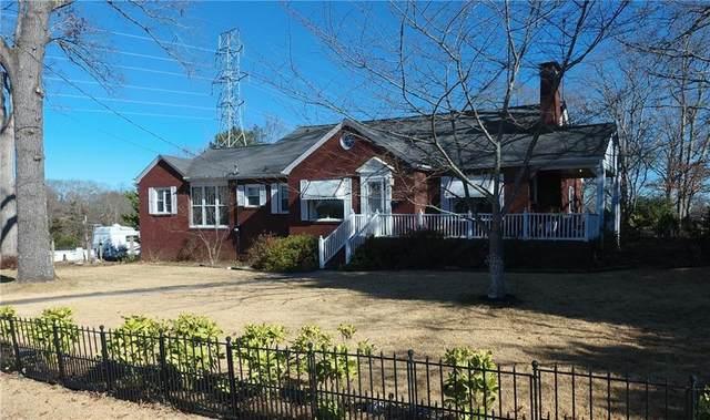 503 Southway Street, Easley, SC 29640 (MLS #20235007) :: Les Walden Real Estate