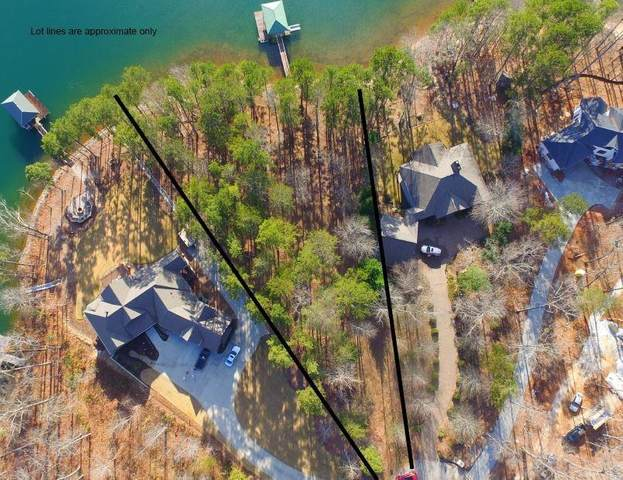 519 Pointe West Drive, Seneca, SC 29672 (MLS #20235024) :: Les Walden Real Estate