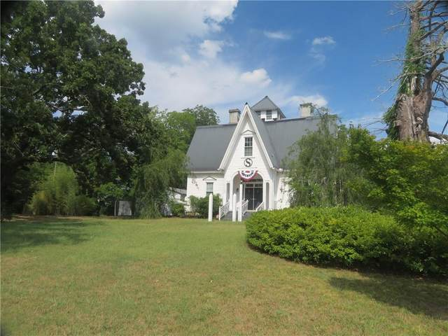 161 Thomson Circle, Abbeville, SC 29620 (MLS #20235045) :: The Powell Group