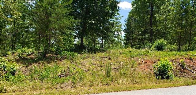 Lot 57 Twin View Drive, Westminster, SC 29693 (#20235055) :: J. Michael Manley Team
