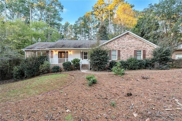 276 Stonehaven Way, Seneca, SC 29678 (MLS #20235070) :: Les Walden Real Estate