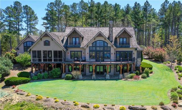 410 Top Ridge Drive, Sunset, SC 29685 (MLS #20235080) :: Les Walden Real Estate