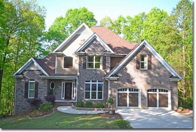 304 Gables Way, Hartwell, GA 30643 (MLS #20235109) :: Les Walden Real Estate