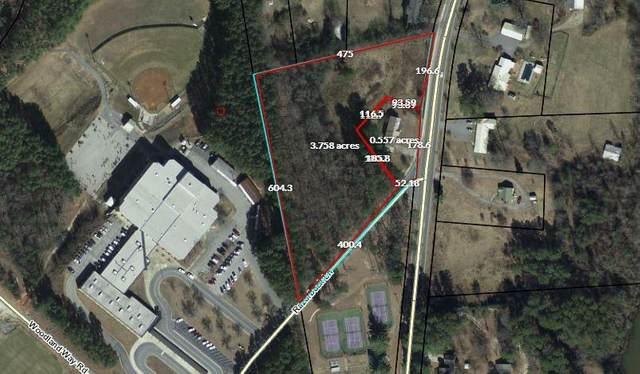 00 Pickens Highway, Walhalla, SC 29691 (MLS #20235110) :: Les Walden Real Estate