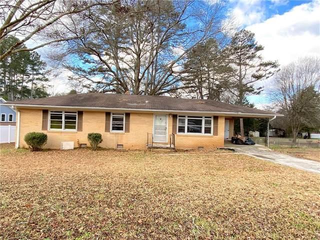 301 Playground Road, Walhalla, SC 29691 (MLS #20235114) :: Les Walden Real Estate