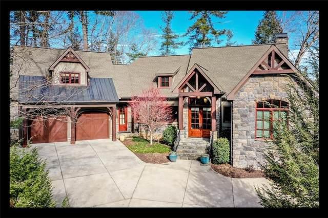 115 Mist Flower Lane, Sunset, SC 29685 (MLS #20235117) :: Les Walden Real Estate