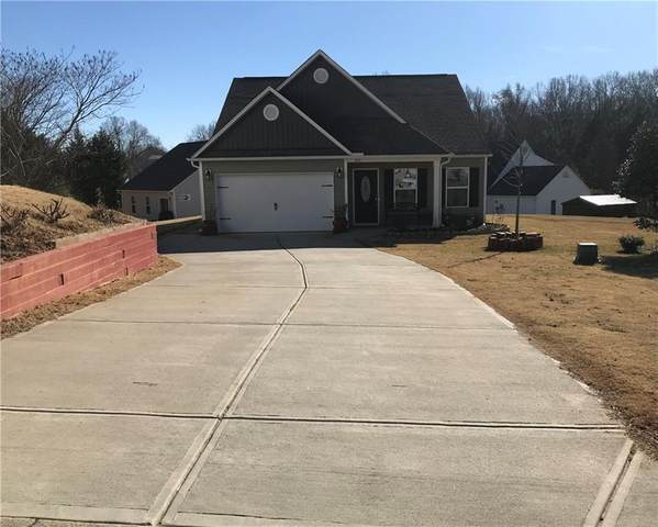 105 Glazed Springs Court, Easley, SC 29642 (MLS #20235140) :: Tri-County Properties at KW Lake Region