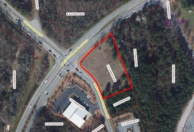 00 Martin Luther King Jr Boulevard, Anderson, SC 29625 (MLS #20235172) :: Lake Life Realty