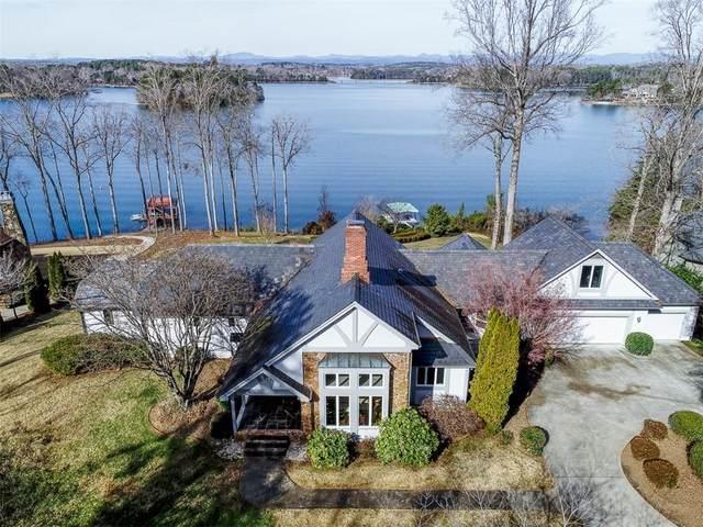 3023 Lake Keowee Lane, Seneca, SC 29672 (#20235182) :: J. Michael Manley Team