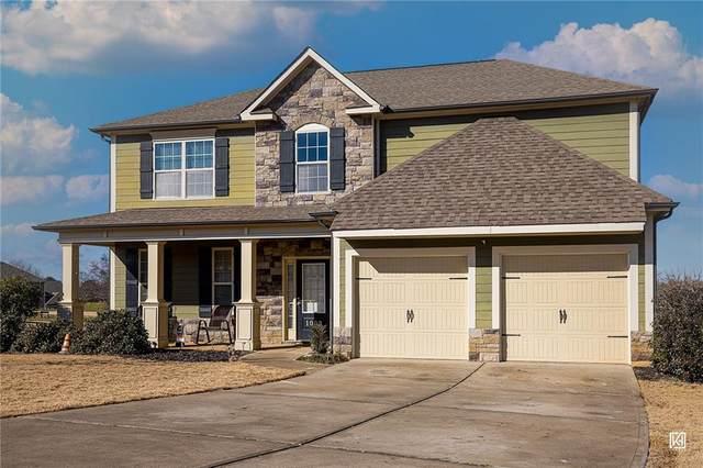 1009 Hillcrest Court, Anderson, SC 29621 (MLS #20235213) :: Les Walden Real Estate