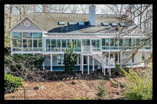318 Cleveland Ferry Road, Fair Play, SC 29643 (#20235222) :: Expert Real Estate Team