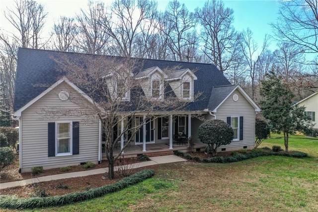 138 Independence Way, Easley, SC 29640 (MLS #20235226) :: Les Walden Real Estate