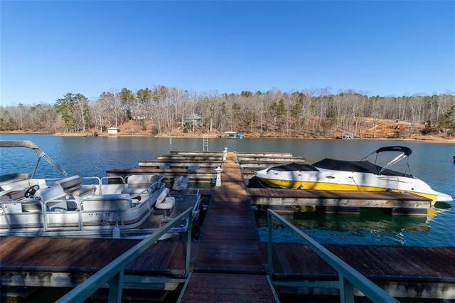 308 Island Drive, Six Mile, SC 29682 (MLS #20235229) :: Lake Life Realty