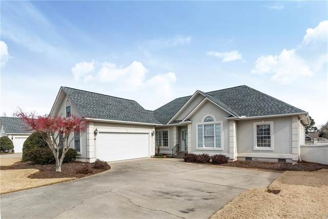 106 Reed Place, Anderson, SC 29621 (MLS #20235230) :: Les Walden Real Estate