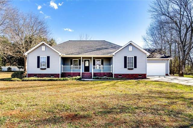 109 Dillard Court, Easley, SC 29642 (MLS #20235255) :: Tri-County Properties at KW Lake Region