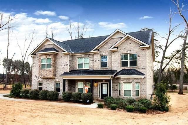 4 Old American Boulevard, Pendleton, SC 29670 (MLS #20235257) :: Les Walden Real Estate
