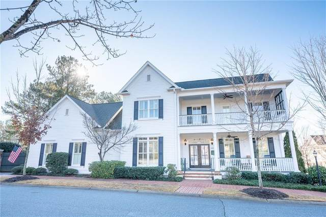 201 Village Walk Lane, Clemson, SC 29631 (#20235260) :: J. Michael Manley Team