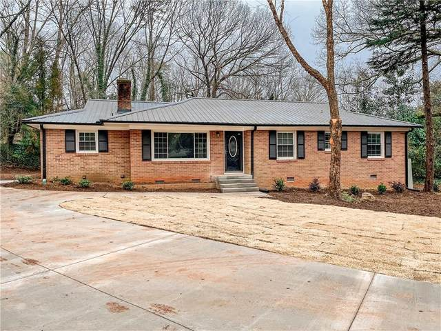 214 Holly Avenue, Clemson, SC 29631 (MLS #20235282) :: The Powell Group