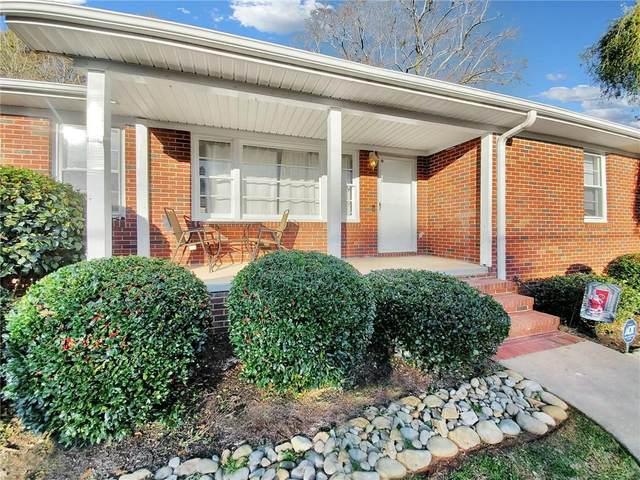 210 Tiffany Drive, Easley, SC 29640 (MLS #20235290) :: Tri-County Properties at KW Lake Region
