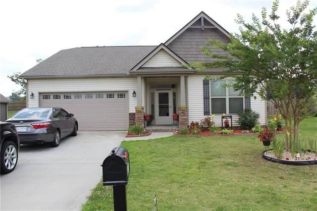 122 Norfolk Circle, Anderson, SC 29625 (MLS #20235306) :: Les Walden Real Estate