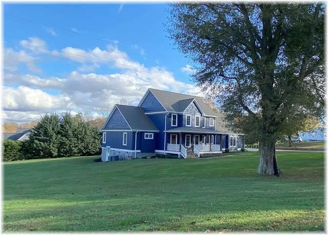 240 Deer Knoll Drive, Seneca, SC 29678 (MLS #20235311) :: Les Walden Real Estate