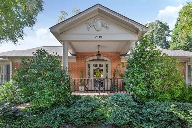 309 North Street, Anderson, SC 29621 (MLS #20235316) :: Les Walden Real Estate