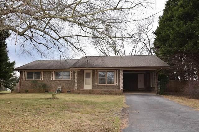 4077 Brookfield Drive, Seneca, SC 29672 (#20235323) :: Expert Real Estate Team