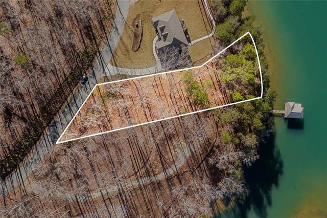 000 Peninsula Shores Lot 7 Peninsula Shores, West Union, SC 29696 (MLS #20235327) :: Les Walden Real Estate
