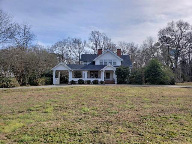 1013 Anderson Drive, Williamston, SC 29697 (MLS #20235330) :: Les Walden Real Estate