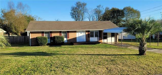 2902 Birch Street, Anderson, SC 29625 (MLS #20235332) :: Les Walden Real Estate