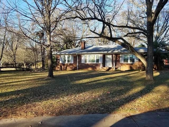 1301 Bolt Drive, Anderson, SC 29621 (MLS #20235333) :: Les Walden Real Estate