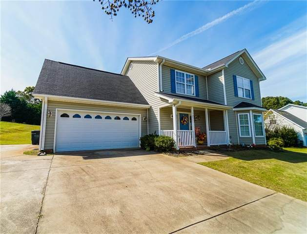 103 Corey Way, Travelers Rest, SC 29690 (MLS #20235361) :: The Powell Group