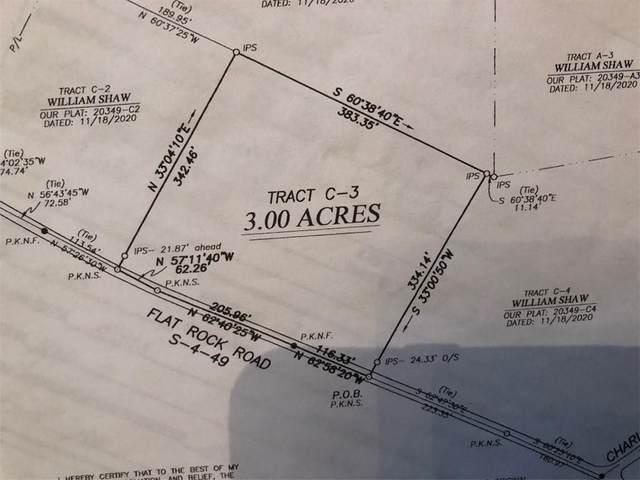 000 Flat Rock Road, Iva, SC 29655 (MLS #20235365) :: Les Walden Real Estate