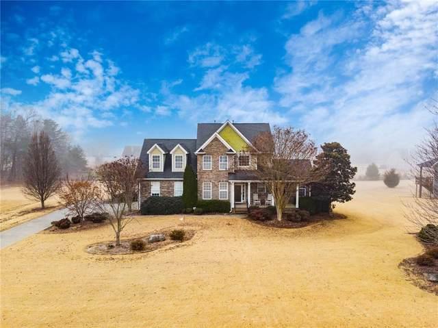 11 Old American Boulevard, Pendleton, SC 29670 (MLS #20235376) :: Les Walden Real Estate