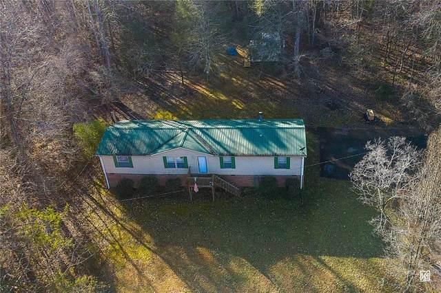 112 Possum Holler Drive, Pickens, SC 29671 (MLS #20235382) :: Les Walden Real Estate