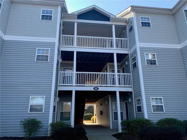 182 University Village Drive, Central, SC 29630 (MLS #20235387) :: Les Walden Real Estate